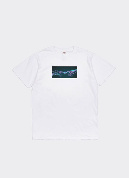 Paradise Youth Club Human Today Tee - White