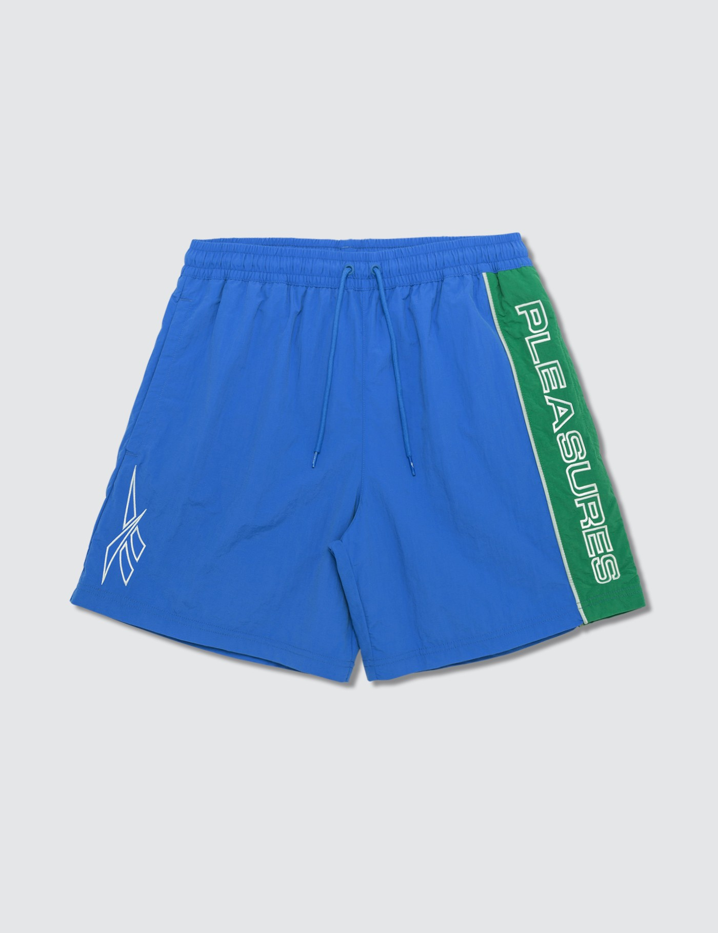 Reebok Pleasures x  Vector Woven Shorts