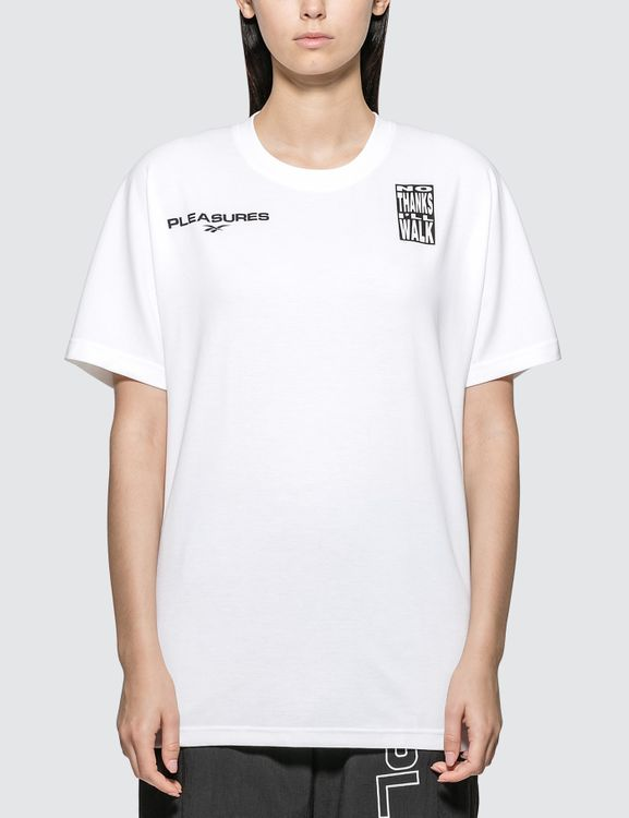 Reebok Pleasures X  Vector T-shirt