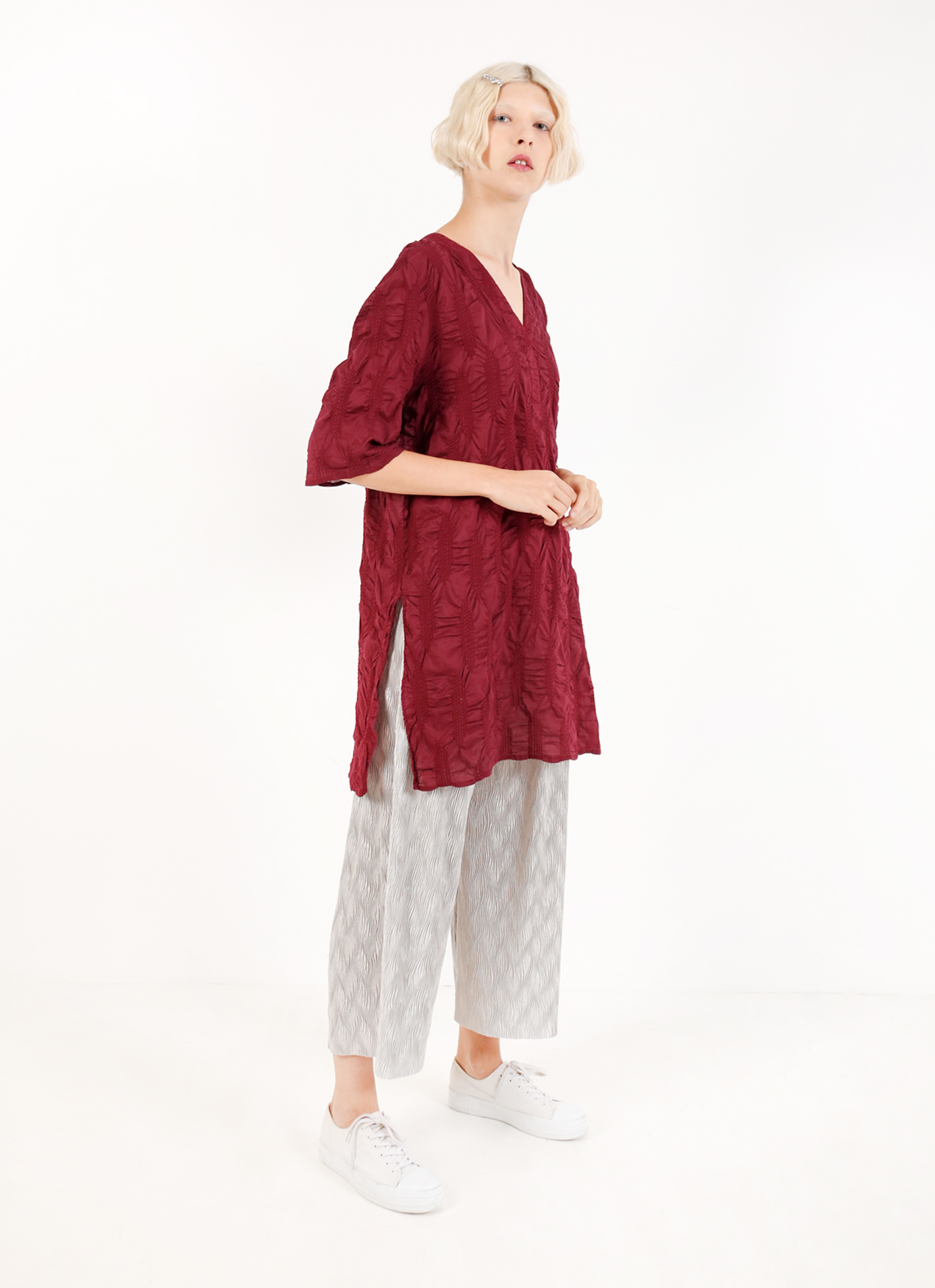 BOWN Wes Top - Red