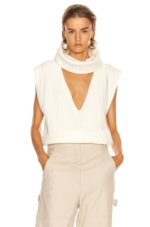 Jacquemus Aube Knit Top