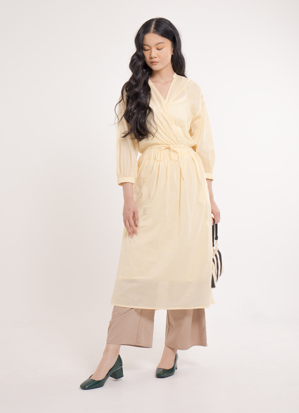 Sevendays Sunday Rei Dress - Yellow