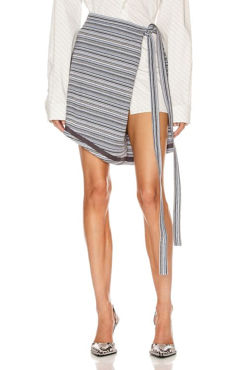Y PROJECT Wrap Skirt