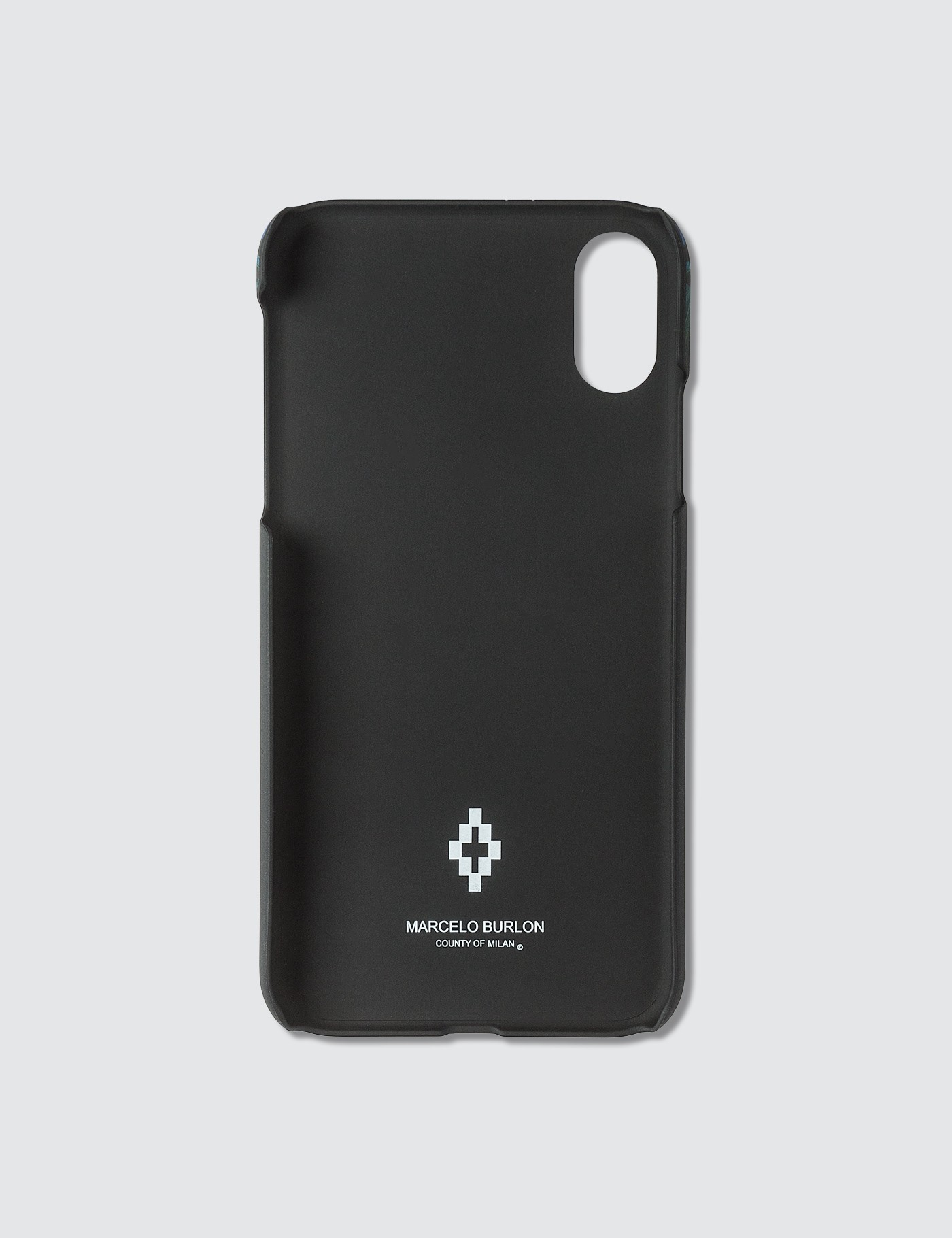 MARCELO BURLON Blue Wings iPhone XS Case