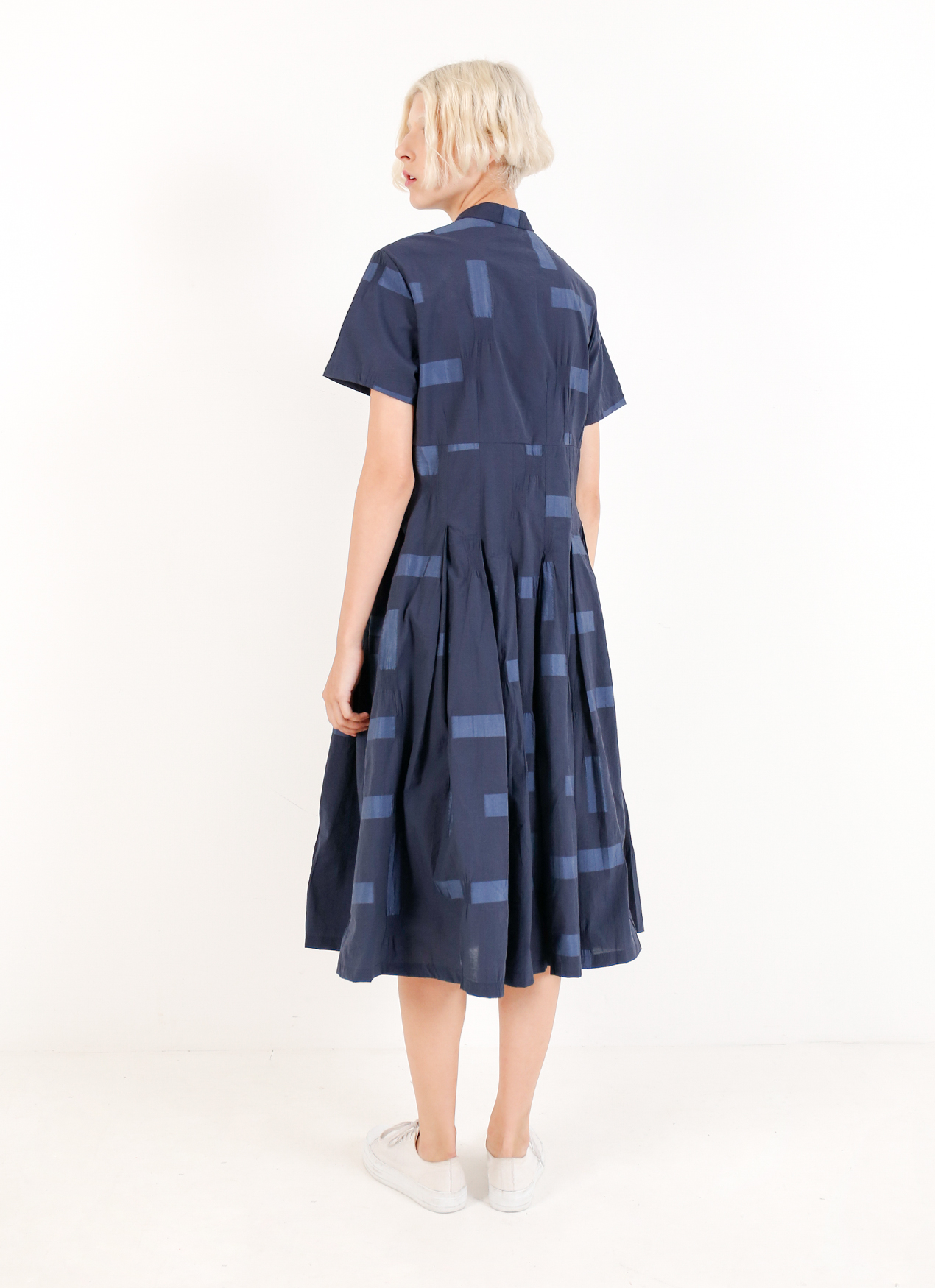 BOWN Janel Dress - Blue