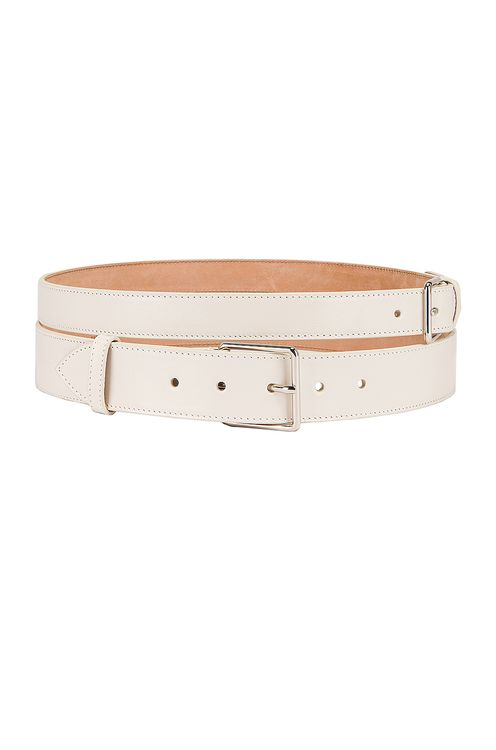 Alexander McQueen Double Long Belt