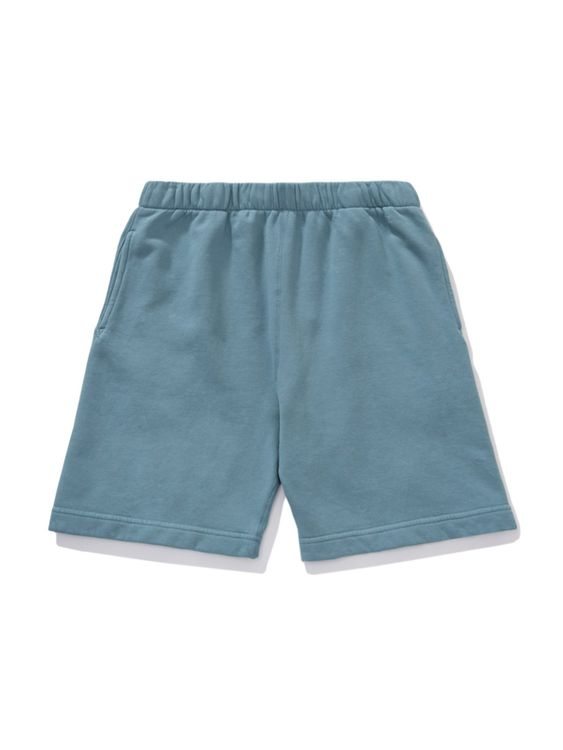 Lady White Co. Lady White Co. Sweatshort Culver Blue