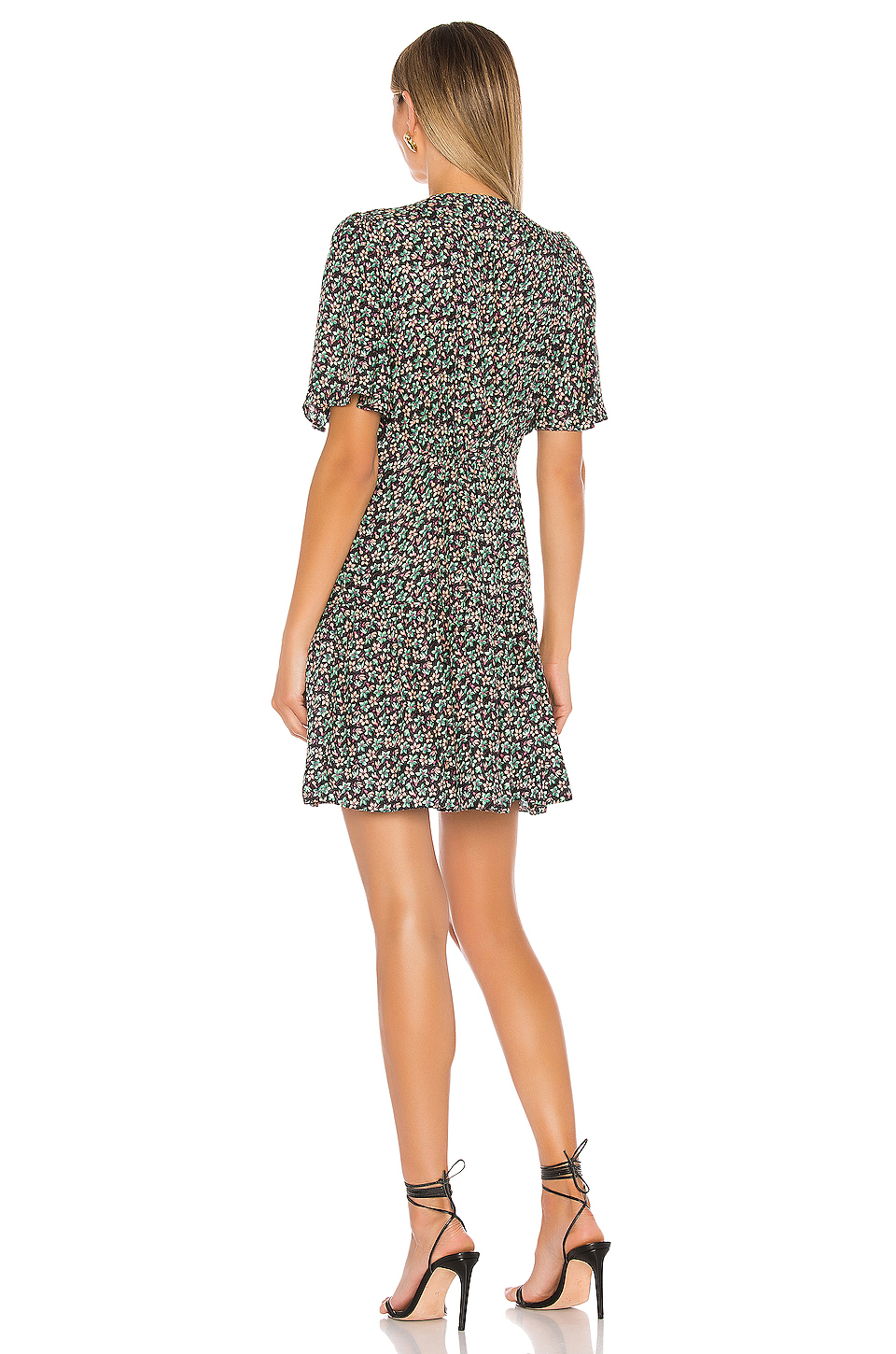 Rebecca Taylor Louisa Floral Dress