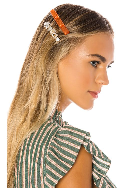 Amber Sceats Rosa Hair Clip Set