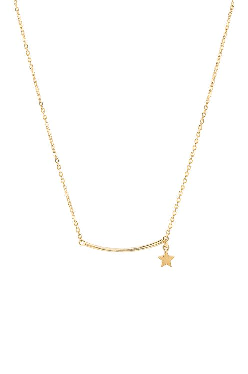EIGHT by GJENMI JEWELRY Shooting Star Necklace