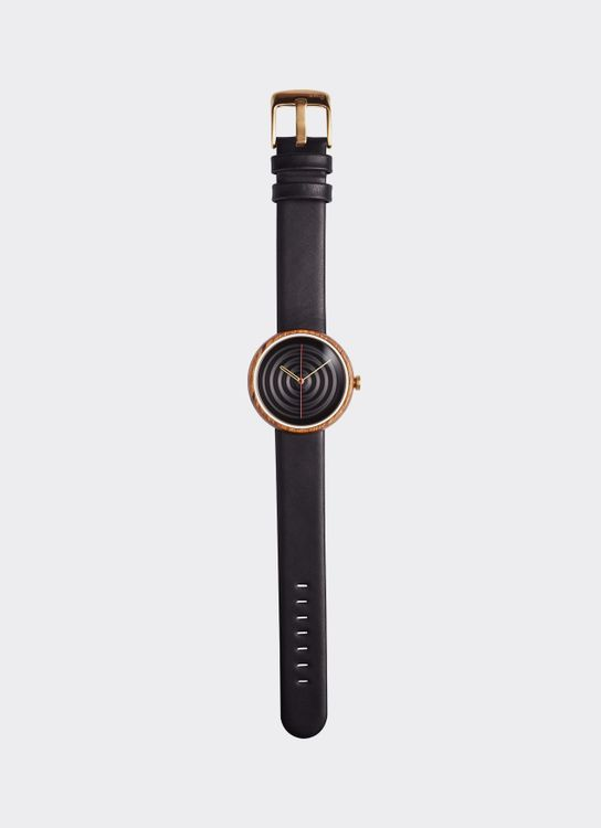 Lima Watch Lima Zenga Teak - Black