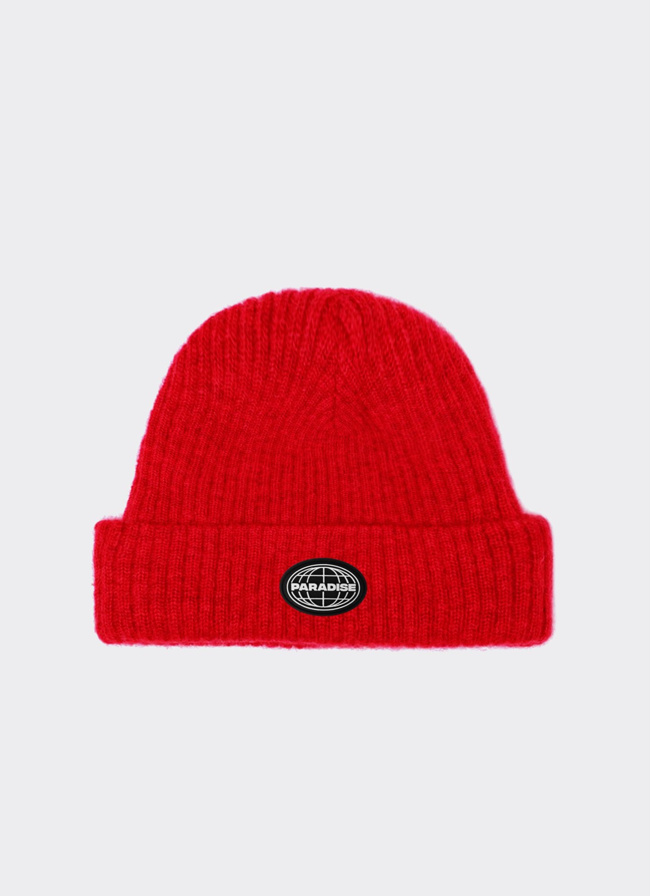 Paradise Youth Club Enigma Beanie - Red