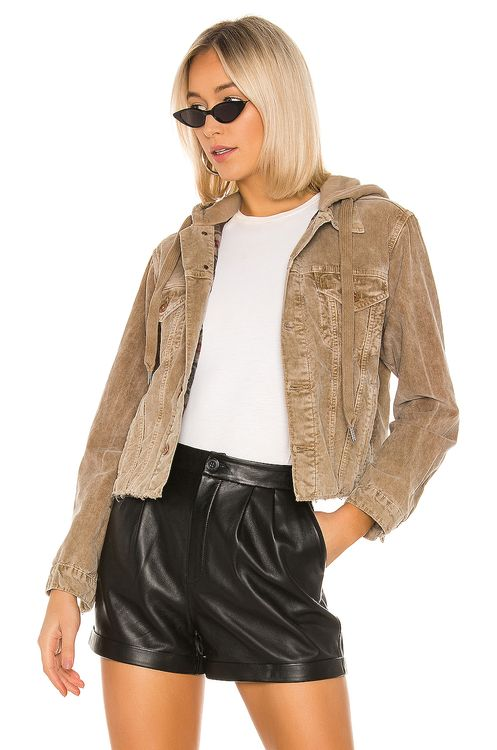 NSF Rusty Crop Hooded Jacket