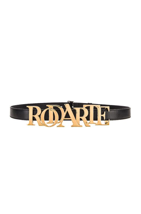 Rodarte Buckle Belt