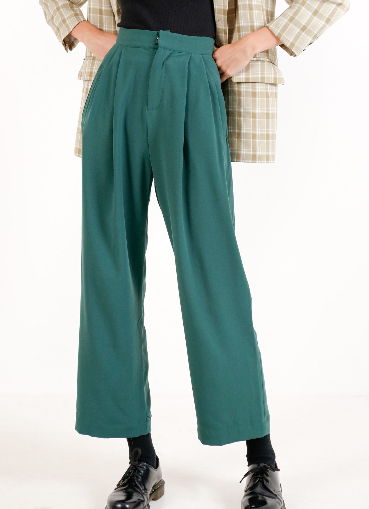 BOWN Veronica Pants - Green