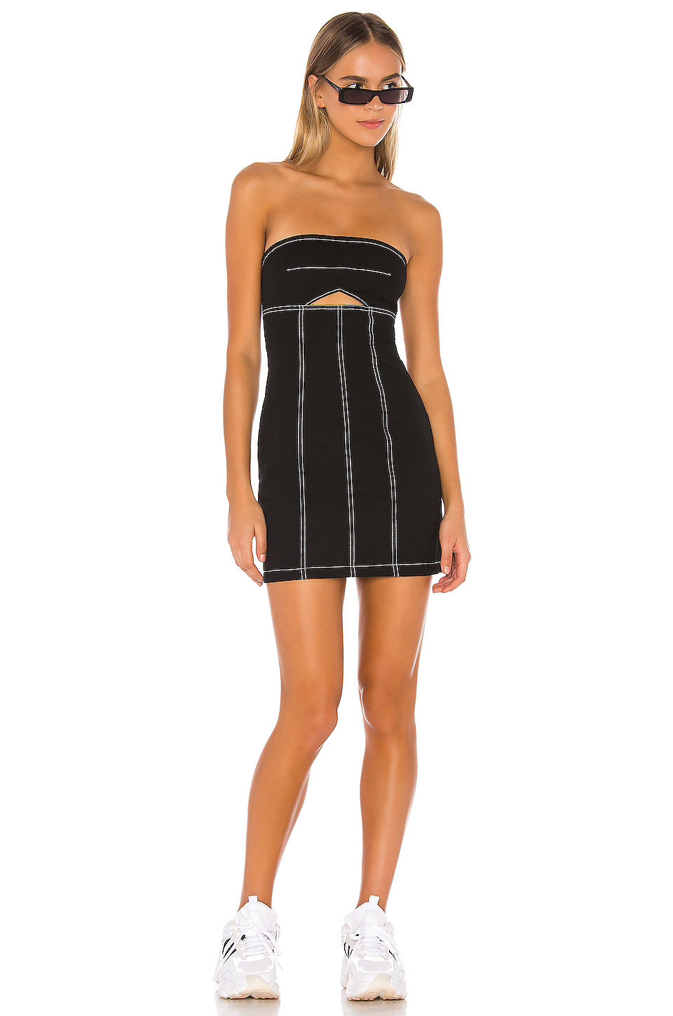 h:ours Lex Mini Dress