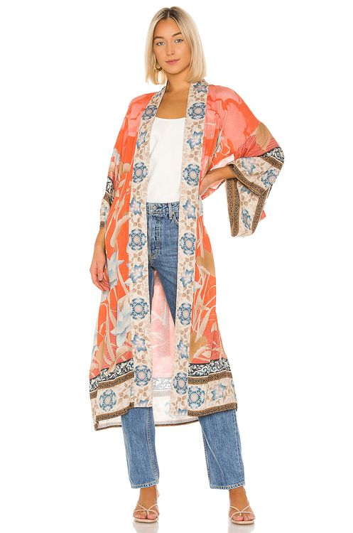 Spell & The Gypsy Collective Cherry Blossom Robe