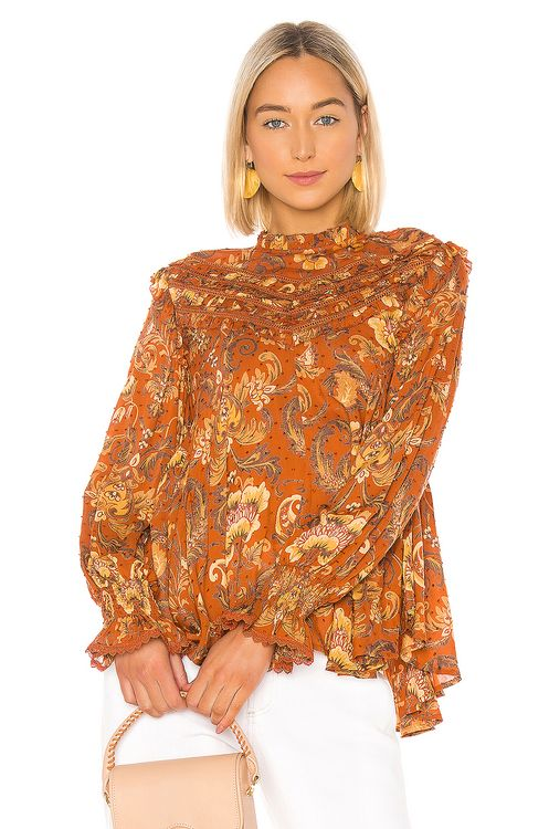 Spell & The Gypsy Collective Aurora Blouse