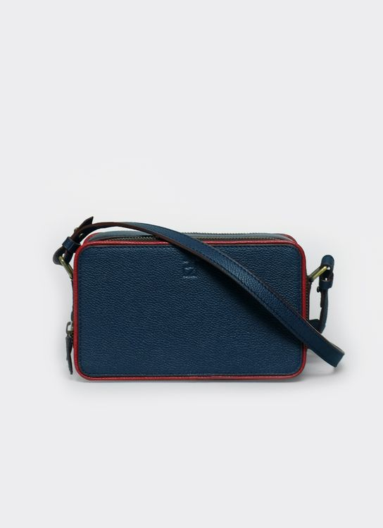 Purotti Carvell Bag - Navy