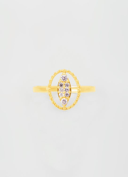 Atelier Pedra Sunrise Ring - Gold