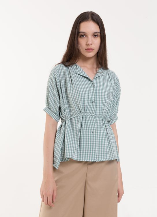 BOWN Karleen Shirt - Green