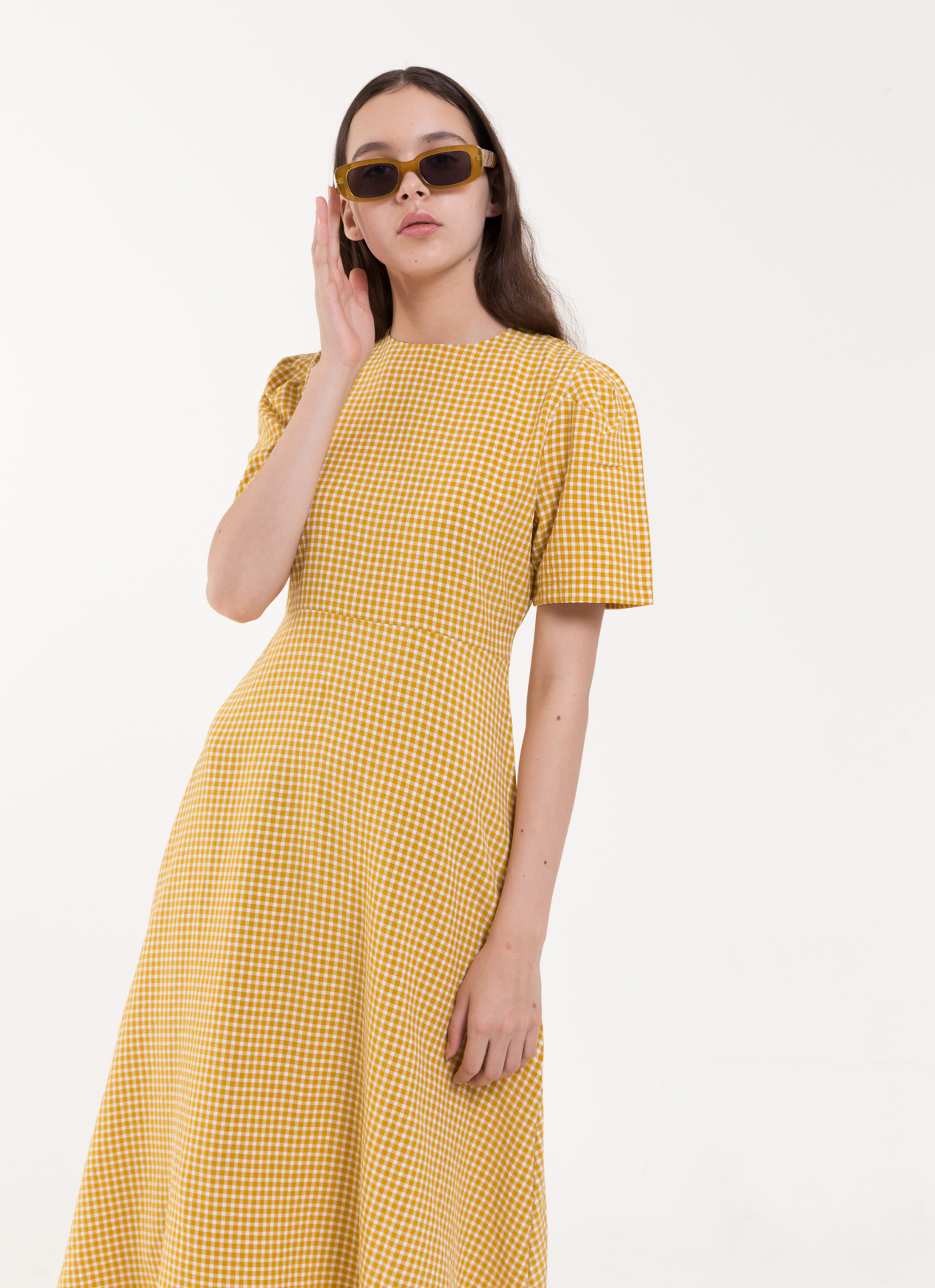 BOWN Palpatine Dress - Yellow