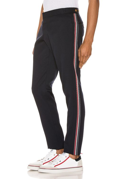 Thom Browne Unconstructed Skinny Trouser