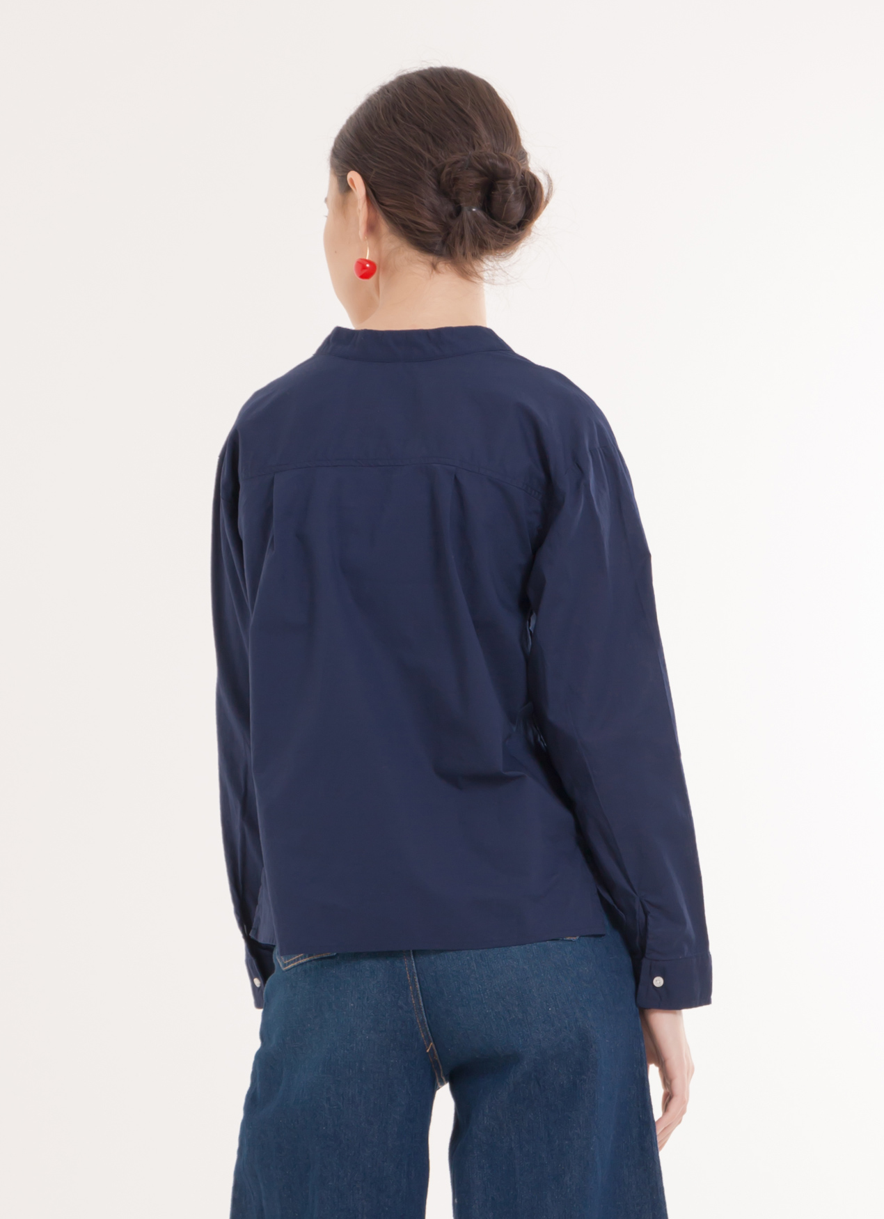 Sevendays Sunday Riri Shirt - Navy