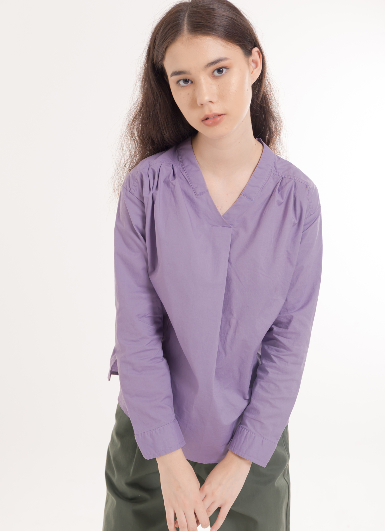 Sevendays Sunday Riri Shirt - Lavender