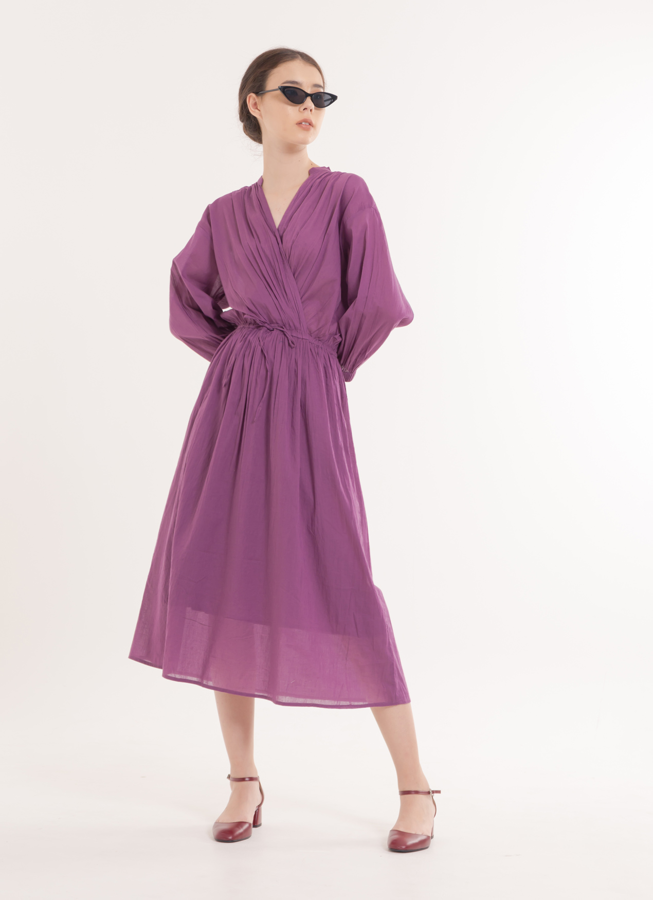 Sevendays Sunday Keira Dress - Purple
