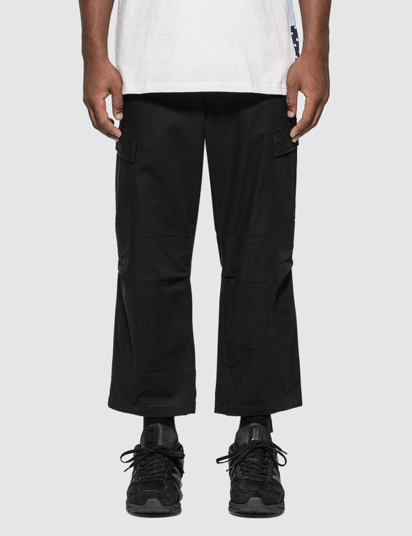 Sophnet Cropped Wide Cargo Pants