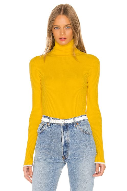 ELEVEN SIX Edie Turtleneck Sweater