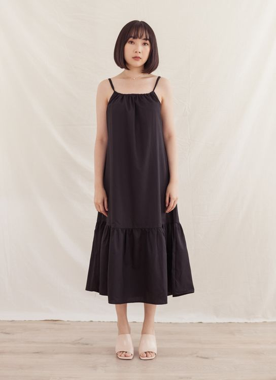 Ralyka Capri Dress - Black