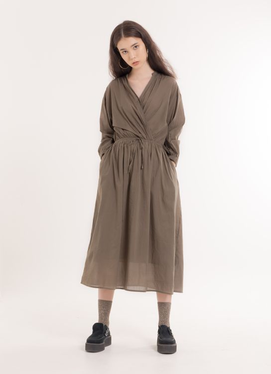 Sevendays Sunday Keira Dress - Khaki