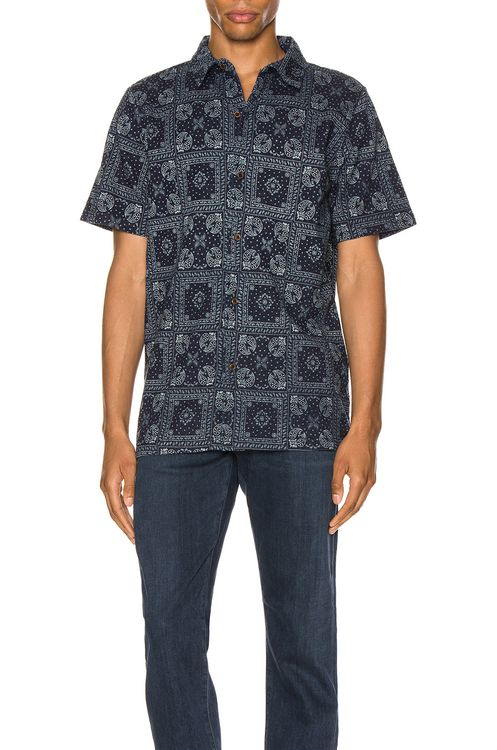 Native Youth Kata Print Shirt