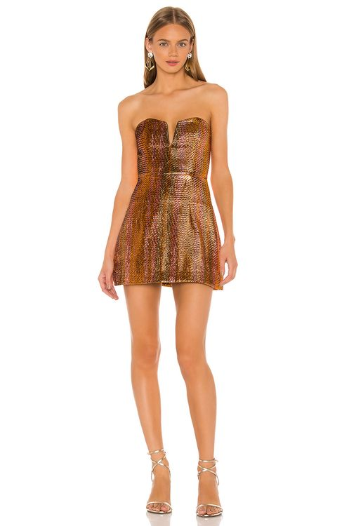 Alice McCall Electric Nights Mini Dress