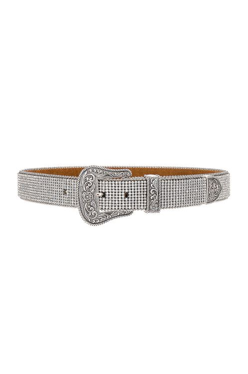 Understated Leather Dolly Belt
