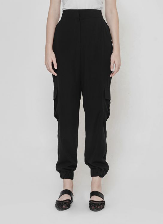 Eleven on Eleven Jogger Pants - Black