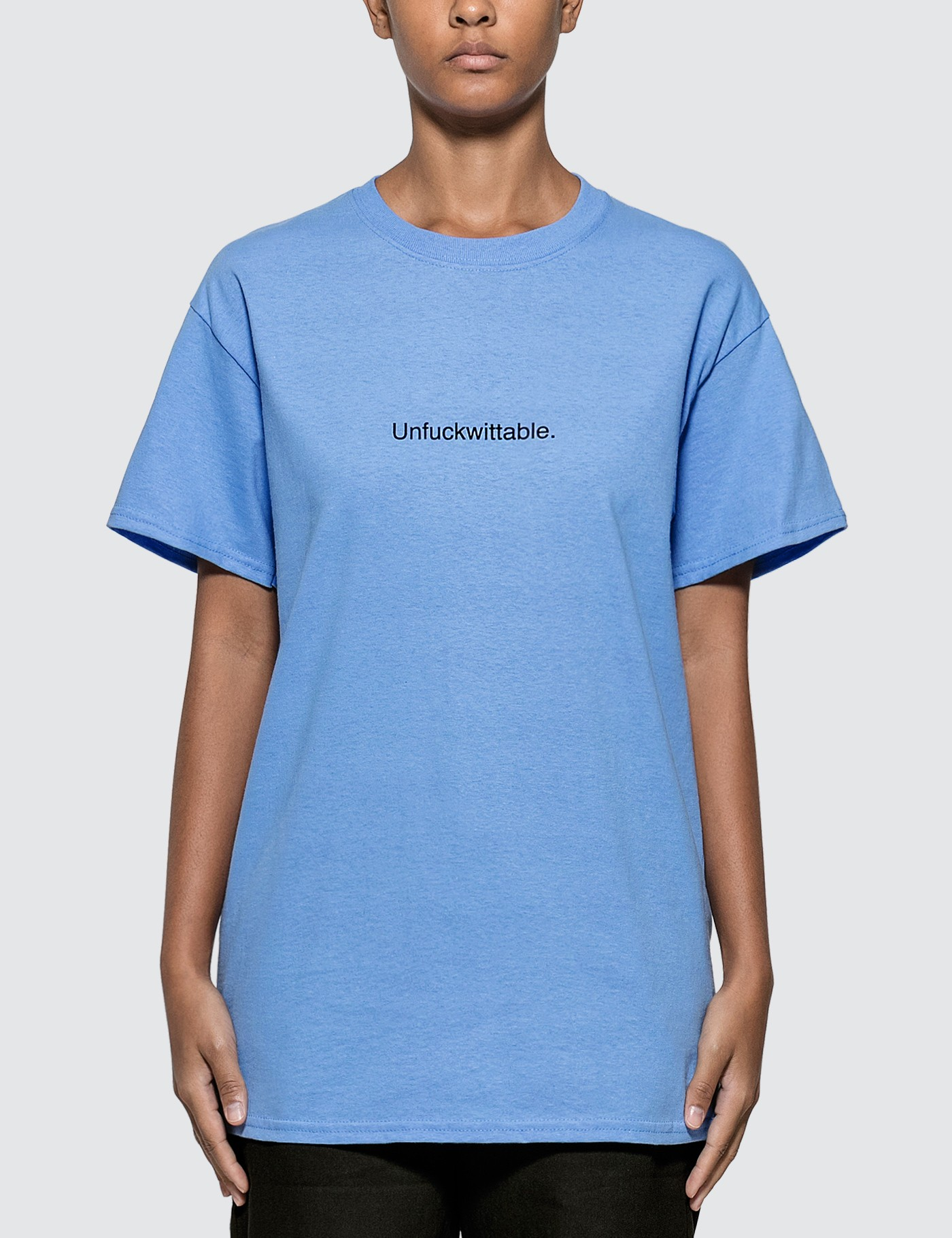 F.A.M.T. Unfuckwittable. T-shirt