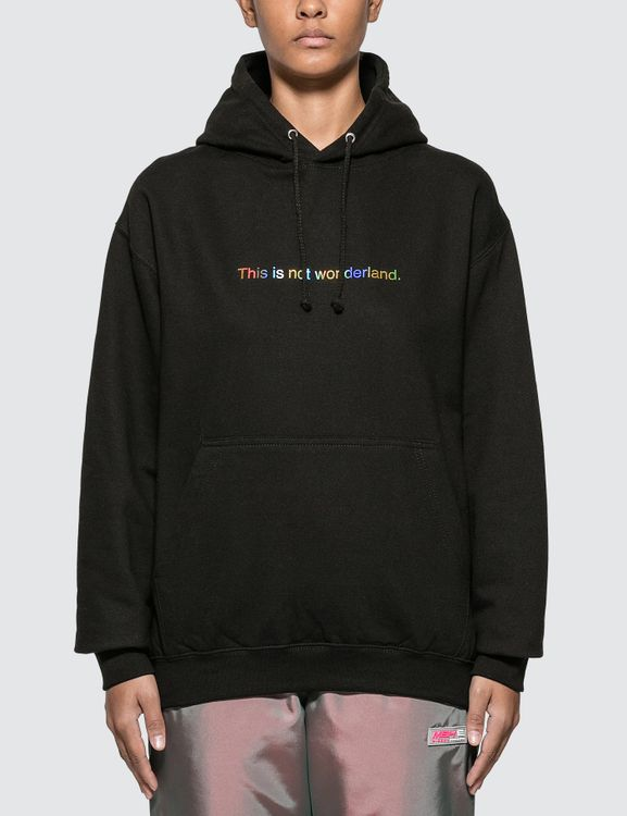 F.A.M.T. This Is Not Wonderland. Hoodie
