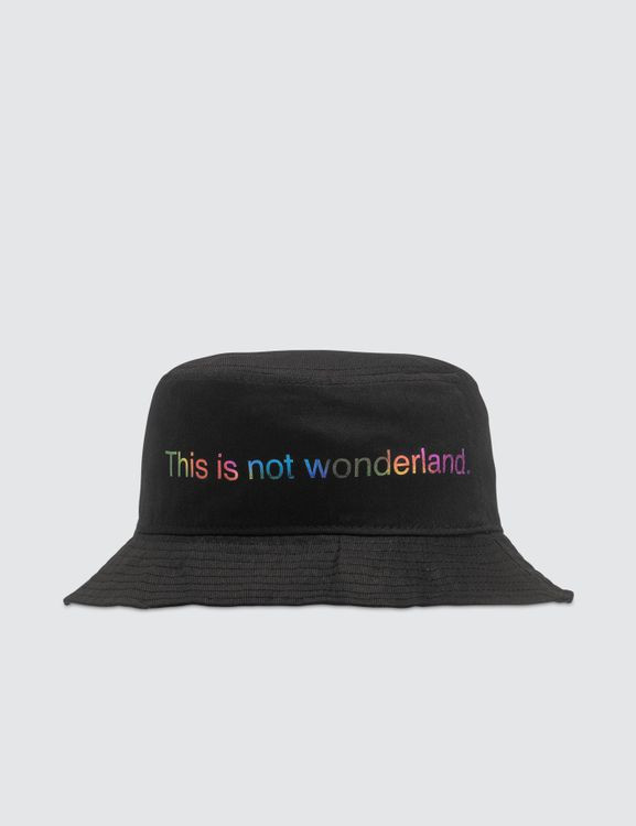 F.A.M.T. This Is Not Wonderland. Bucket Hat