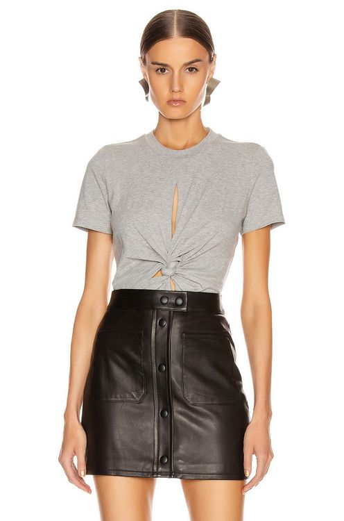 T by Alexander Wang Compact Bodysuit