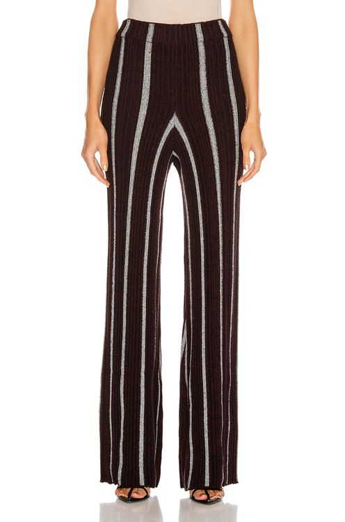 Jil Sander Long Wide Leg Pant