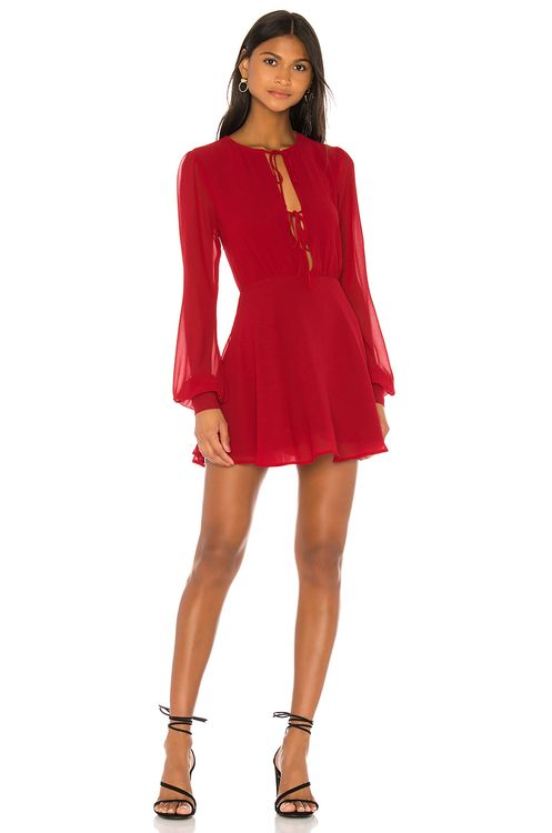 Privacy Please Easton Mini Dress