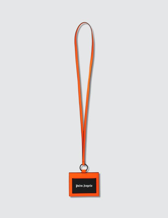 Palm Angels Iconic Neck Card Holder