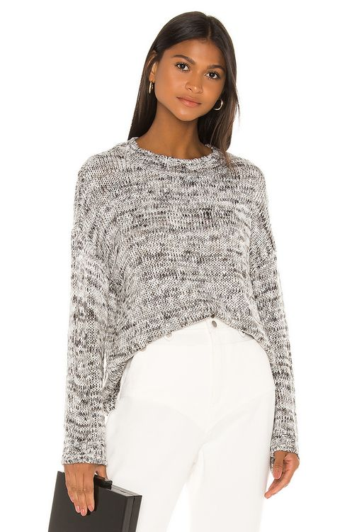 L'Academie Angus Oversized Sweater