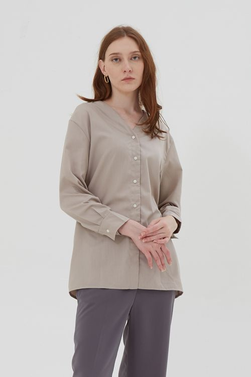 Shopatvelvet Sphere shirt grey