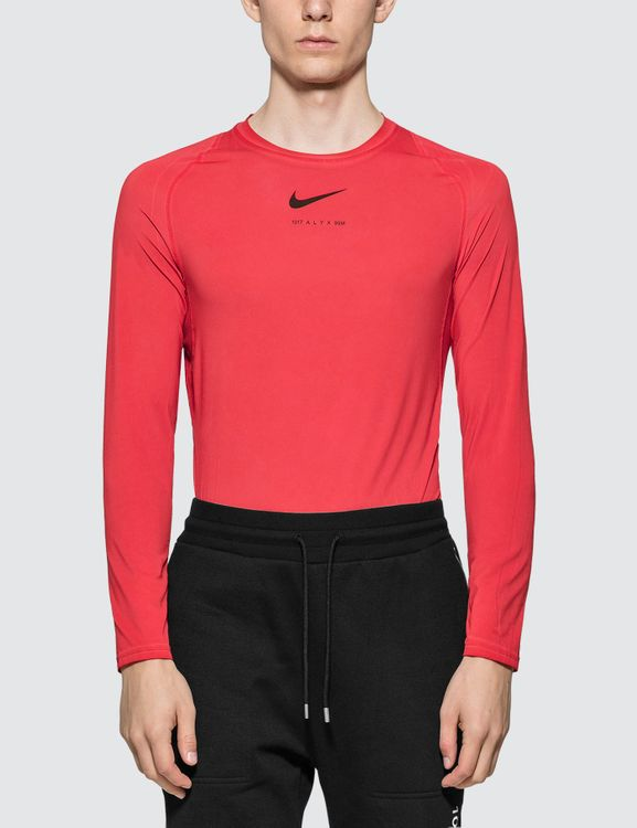 1017 ALYX 9SM Nike x  Long Sleeve T-shirt