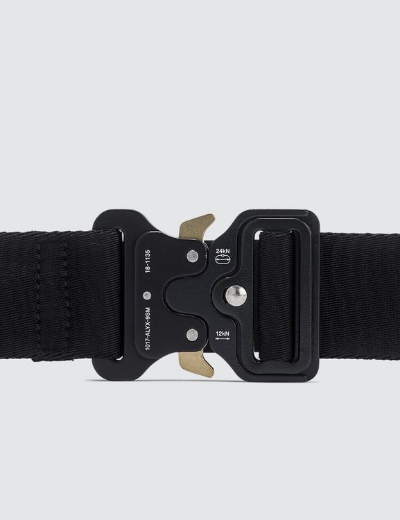 1017 ALYX 9SM Classic Rollercoaster Belt with Logo