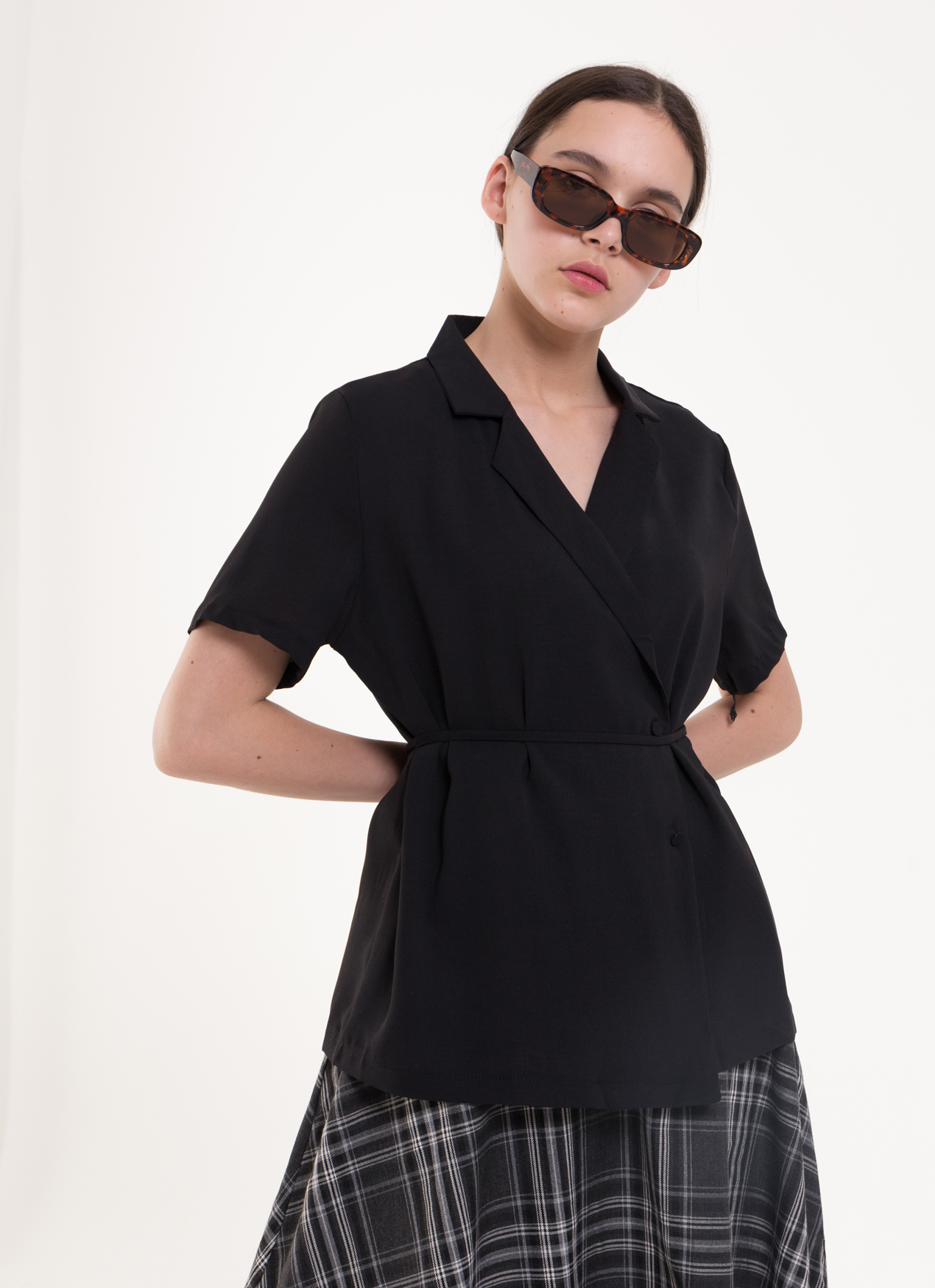 BOWN Sunny Top - Black
